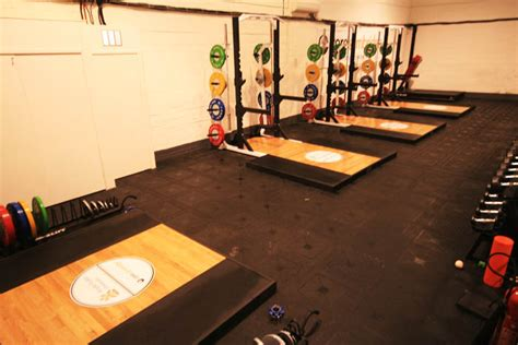 independent operators  sports centres strength