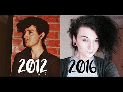Blockers Songs To Transgender Timeline 2012 To T Blockers In 2016