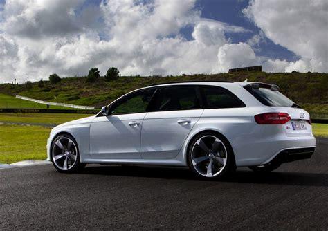 Audi Rs Avant by 2013 Audi Rs 4 Avant Rear White