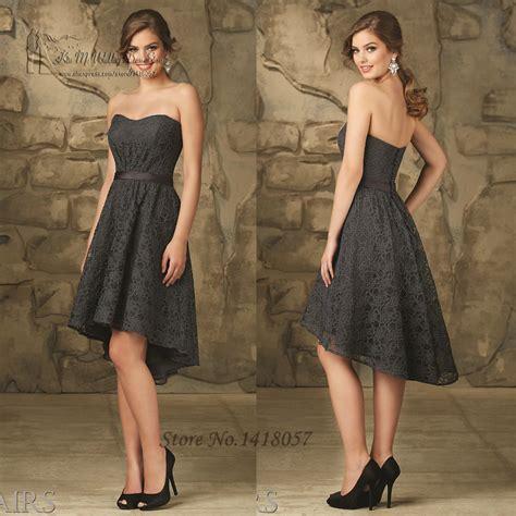 Dress Grey Ks aliexpress buy cheap grey lace bridesmaid