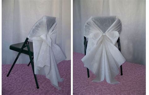 metal folding chair back covers 17 best images about wedding folding chair covers on