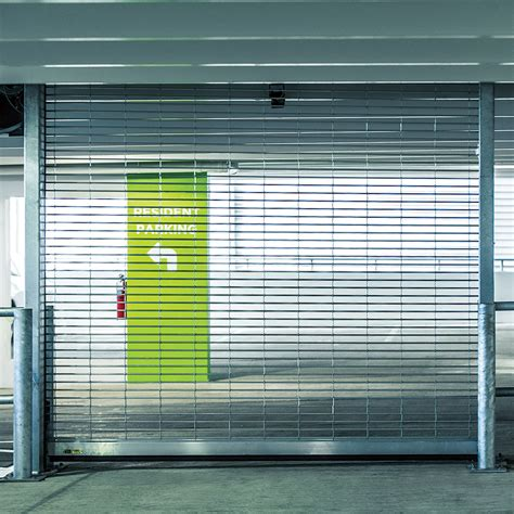 Advanced Door Systems Ltd by Advanced Rolling Grille Systems 600 Adv