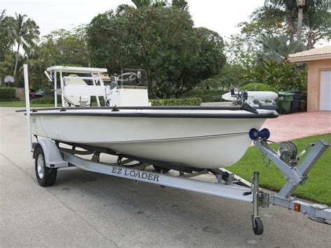 egret boats for sale florida 2007 16 7 quot egret flats boat the hull truth boating and