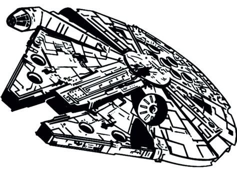 star wars millennium falcon coloring page photo milleniumfalconwallartsticker zps52861c32 jpg may