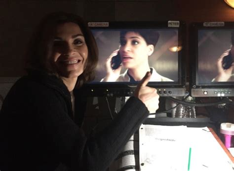 the good wife shooting schedule goodbye good wife cast shares photos from filming of