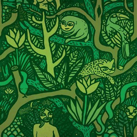 photoshop patterns jungle jungle pattern for your desktop background by duncan