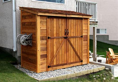 Thin Shed Triyae Narrow Backyard Shed Various Design