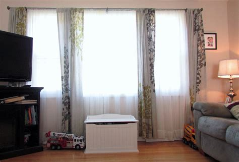 Valances For Wide Windows How To Choose The Right Window Treatments For Wide Windows