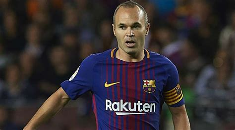 barcelona believe andres iniesta will leave for chinese marc andre ter stegen barcelona need andres iniesta to stay