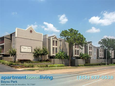 Apartment Finder In Houston Bayou Park Apartments Houston Apartments For Rent