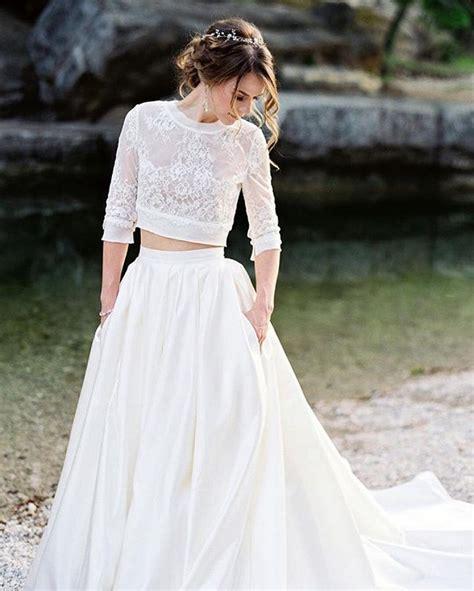 Wedding Dresses Skirt by Best 25 Wedding Skirt Ideas On Sleeve