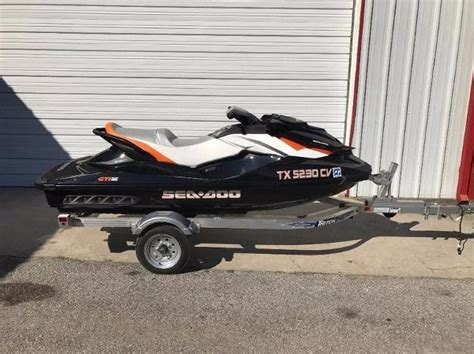 seadoo boat for sale in texas sea doo gti se155 boats for sale in texas