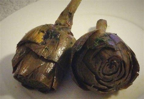 come cucinare carciofi alla romana carciofi alla romana
