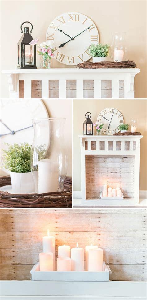 pottery barn inspired diy pottery barn inspired clock and fireplace bummed bride