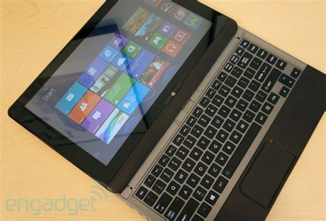 toshiba unveils u925t ultrabook with slide out touchscreen keeps the price a secret for now