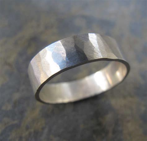 Men's handmade wedding band rings   London   London's
