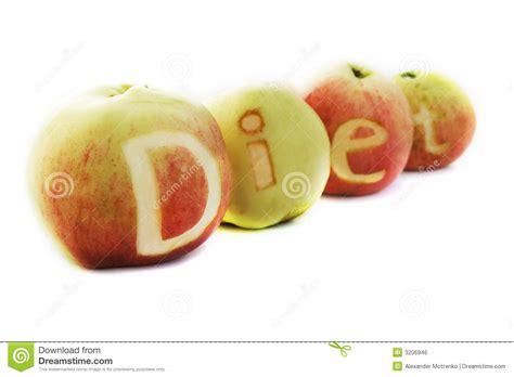 apple diet apple diet royalty free stock image image 3206946