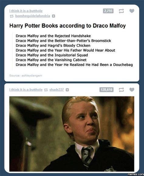 Draco Malfoy Memes - malfoy memes search results dunia photo