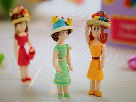 quilling tutorial doll 729 best images about 3d quilling on pinterest miniature