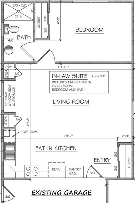 mother in law suite garage floor plan in law addition plans in law additions gerber homes