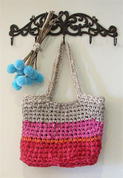 crochet rag bag pattern 549 best crochet bags clutches purses images on