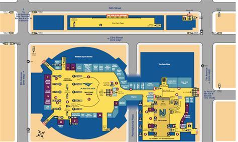 newark penn station floor plan map of newark penn station bnhspine com