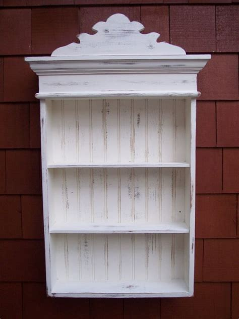 shabby chic wall cabinets for the bathroom distressed white cabinet bathroom cabinet kitchen cabinet hanging wall cabinet shabby chic