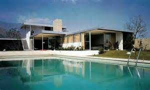 richard neutra the kaufmann house the daily scan