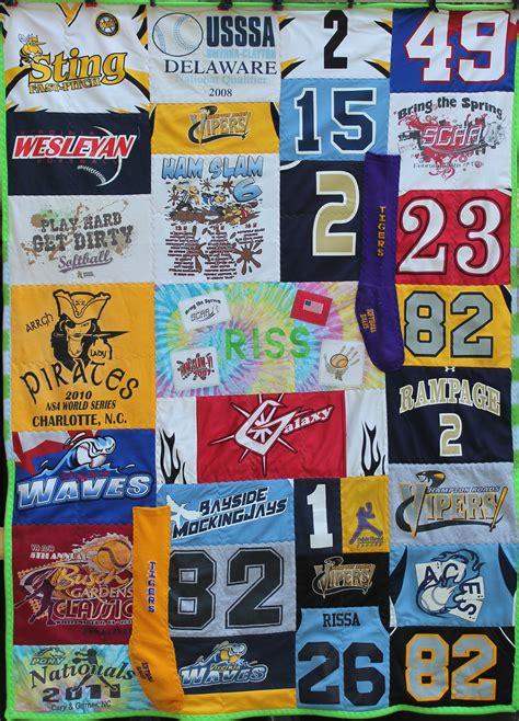 high school t shirt quilt quilt keepsake
