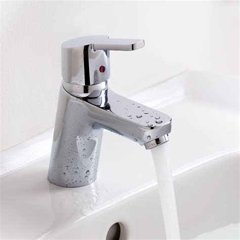 Mixer Neo kludi logo neo single lever basin mixer with pop up waste