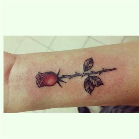 tattoos of rose buds bud pinteres