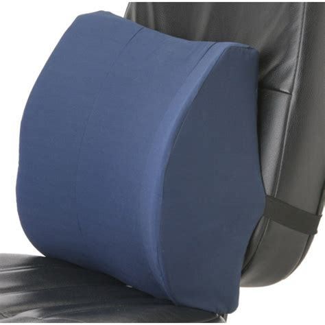 lumbar cusion nova memory foam lumbar cushion nova general use backrests