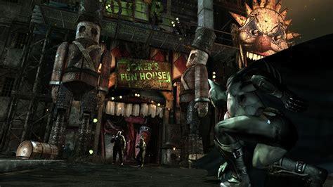 Batman Arkham City Images Joker S Fun House Hd Wallpaper And Background Photos 21500342