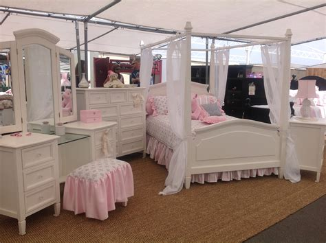 Megan Canopy Bedroom Collection Kids Alley Factory Direct Factory Direct Bedroom Furniture