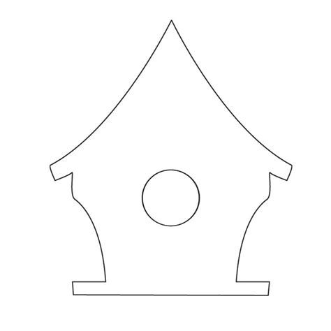 best photos of templates for wooden birdhouse houses