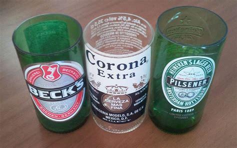 bicchieri heineken 3 bicchieri birra beck s corona e heineken da bottiglie