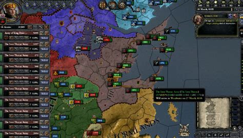 best mod for game of thrones crusader kings 2 s game of thrones mod update lets you