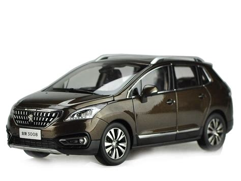 peugeot 2015 models peugeot 3008 2015 1 18 scale diecast model car wholesale