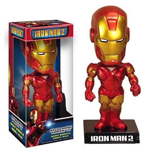 Iron Booblehead iron 2 vi bobble funko iron bobble heads at entertainment earth