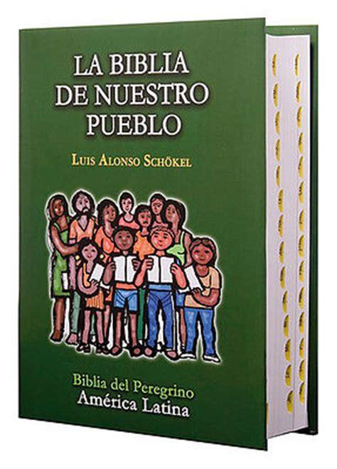 descargar libro la biblia de nuestro pueblo the bible of our people la biblia de nuestro pueblo tapa dura 50677