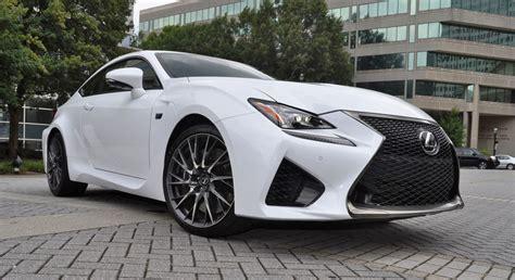 2015 Lexus RC F Exhaust Note   tinadh.com