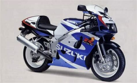 98 Suzuki Gsxr 600 Suzuki Gsx R600 Srad