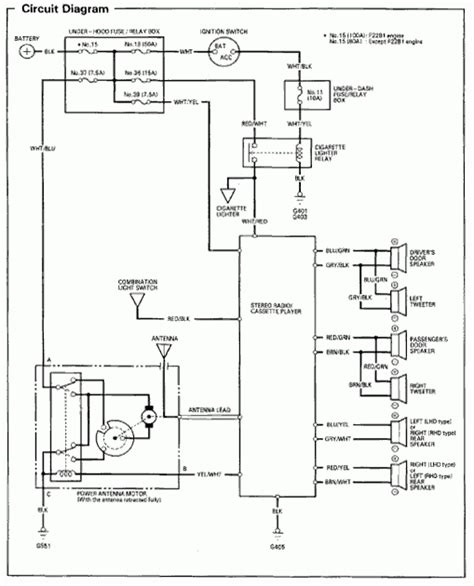 2007 honda cr v wiring diagram fuse box and wiring diagram