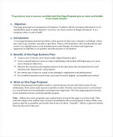Business Proposal Template   28  Free Word, PDF, PSD