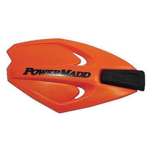 Handguard Dirtpower Hitam powermadd snowmobile accessories splash n dirt distribution canada