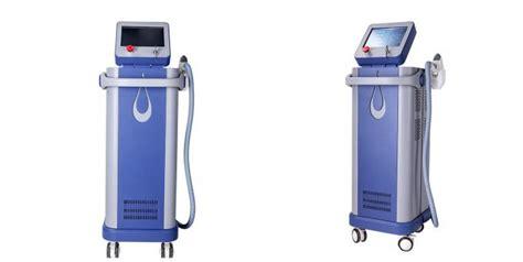 vertical diode laser hair removal machine 808nm laser fluence 1 120 j cm2