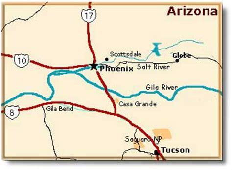 globe az maps globe arizona desertusa