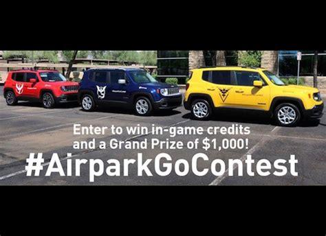 airpark chrysler jeep airpark chrysler jeep dodge s pok 233 mon go contest