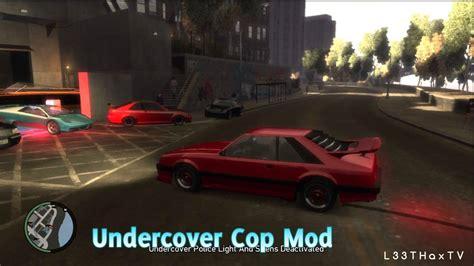 mod gta 5 xbox 360 police chr0m3 x modz explosive pistol undercover cop scripts