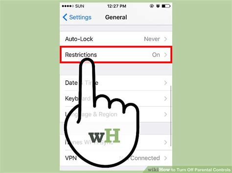 reset vizio tv parental password 8 easy ways to turn off parental controls wikihow